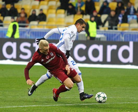 Динамо U-19— лучшая команда группового раунда Юношеской Лиги Уефа