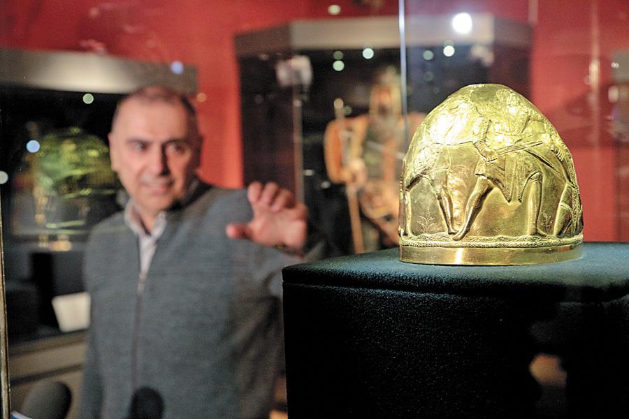 Захватим Киев ивернем скифское золото вКрым— абсурд Захарченко