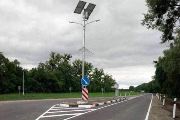 Вгосударстве Украина установили первую систему замедления автодвижения на трассах