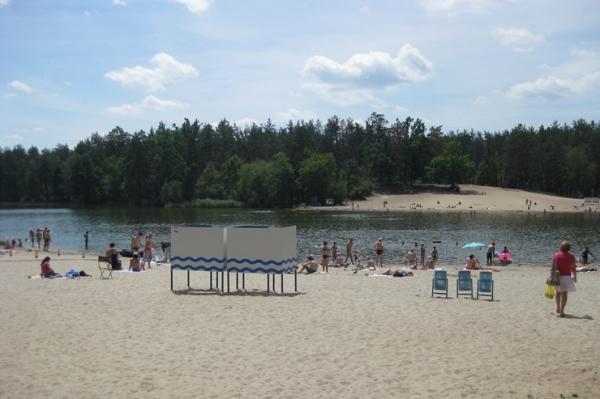 ВКиеве разрешили купаться на 2-х муниципальных пляжах