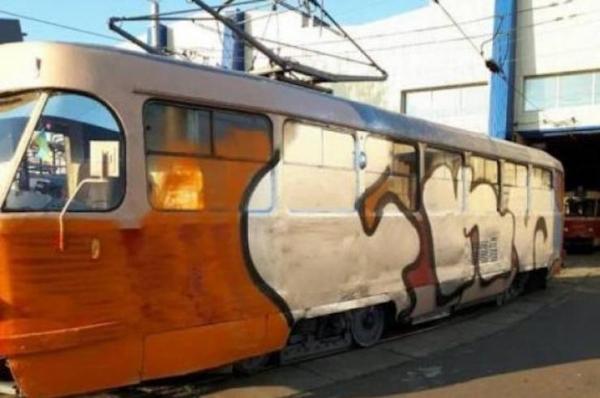 ВКиеве будет ездить экскурсионный ретро-трамвай
