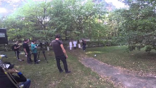Съемочная группа шоу «Реальная мистика» отыскала под Киевом мертвеца