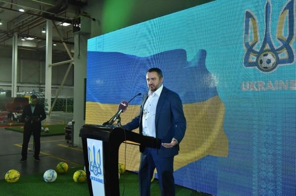 Под Киевом заработал 1-ый завод попроизводству искусственных футбольных полей