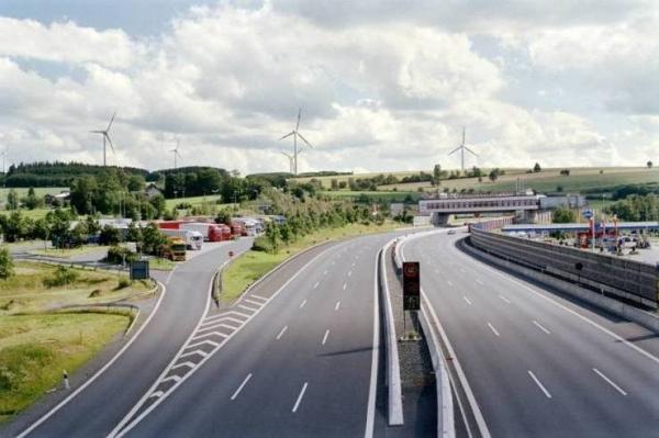 Определили стоимость проезда попервой платной дороге