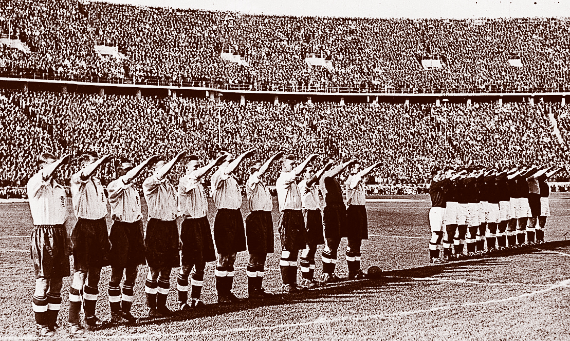the 1936 olympic games and their effect on the holocaust and world war ii Women during world war ii the nazi's saw the olympic games as a way to promote their new leni actually filmed the 1936 olympic games in a documentary.
