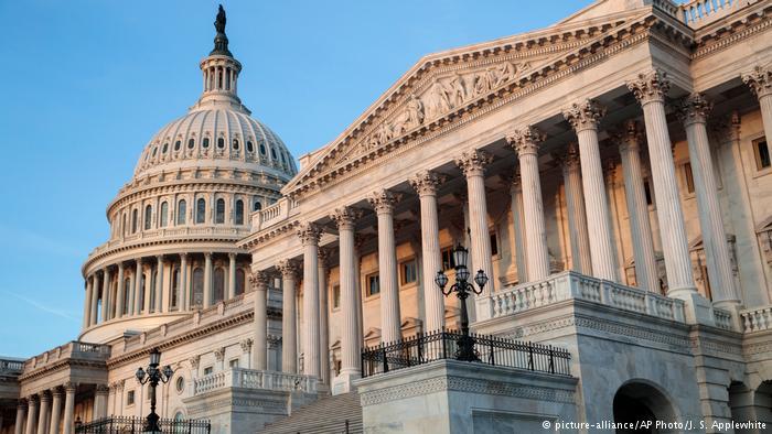Сенат США почти единогласно одобрил законопроект о санкциях против Ирана и России. Теперь документ отправят на голосование в Палату предс