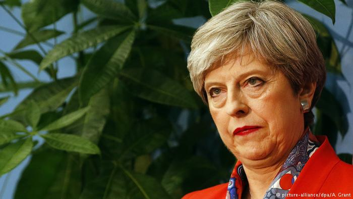 Консерваторы непростят Мэй потерю большинства впарламенте— специалист